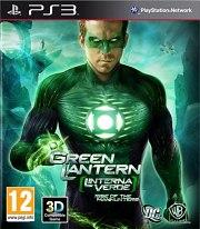 Carátula de Linterna Verde - PS3