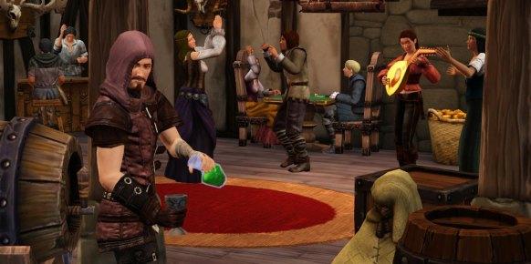 Los Sims Medieval análisis