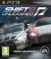 Carátula de Shift 2: Unleashed - PS3