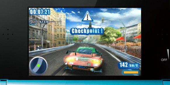 Crash Time 4 3D 3DS