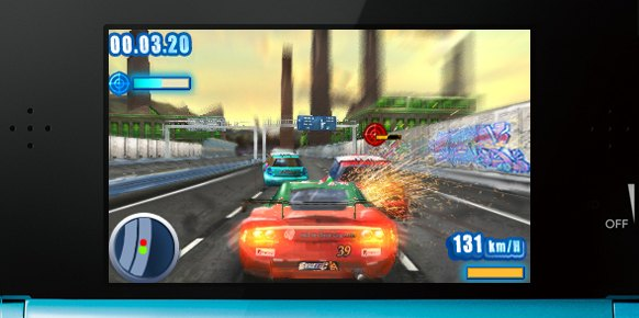 Crash Time 4 3D análisis