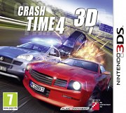 Carátula de Crash Time 4 3D - 3DS