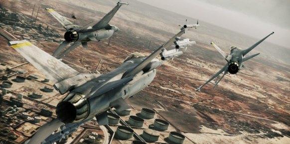 Ace Combat Assault Horizon análisis