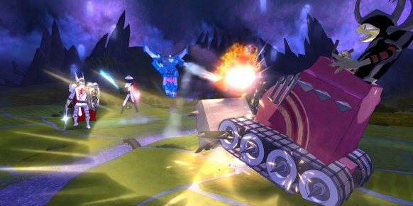 Costume Quest PS3