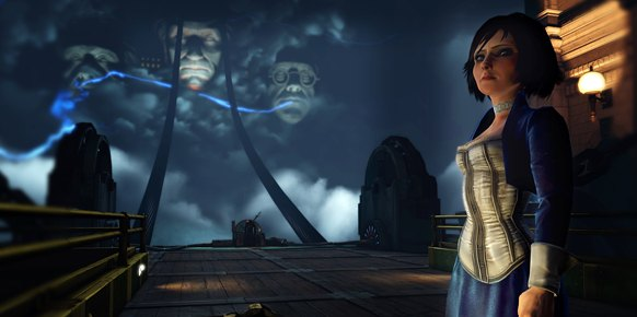 BioShock Infinite análisis