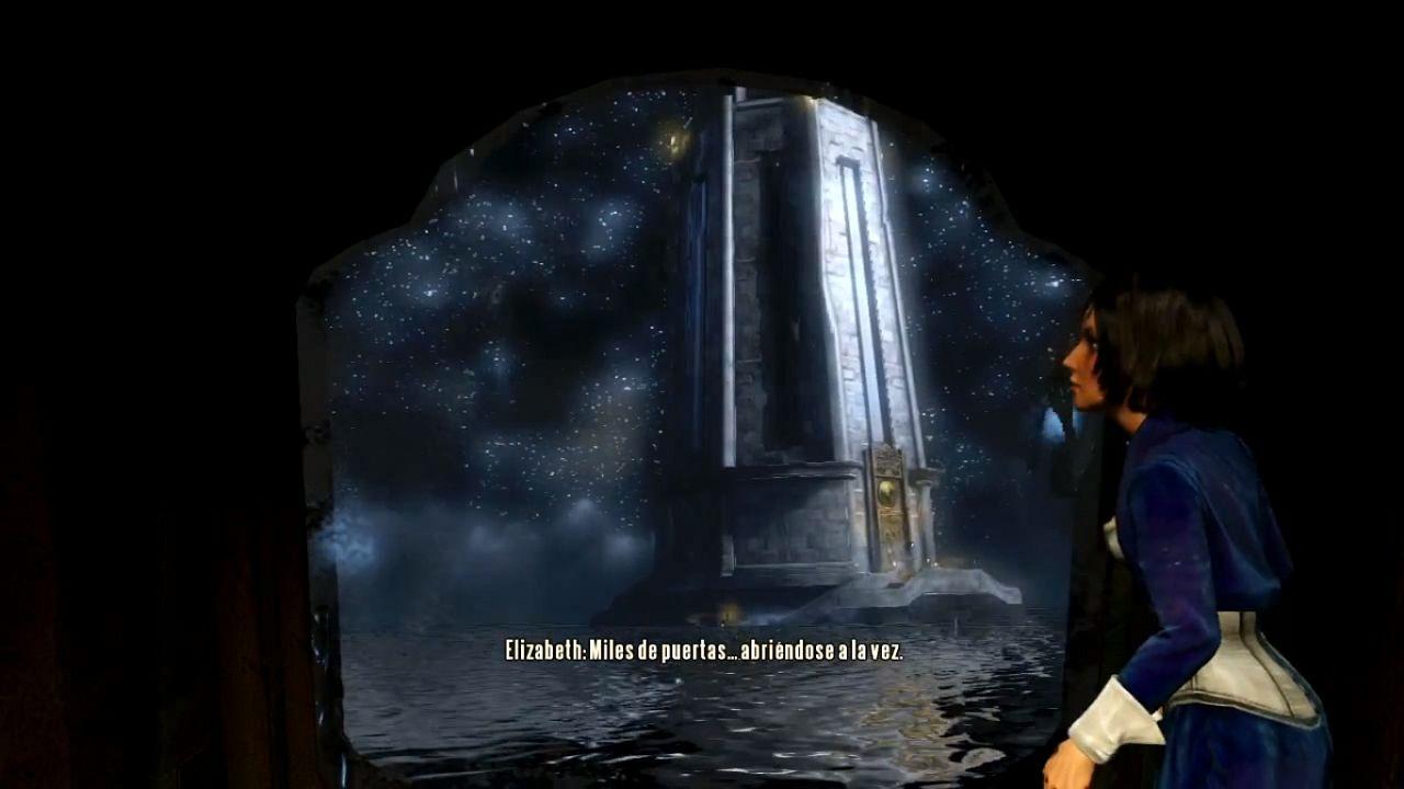 Guía BioShock Infinite: Capítulo 40 - El Mar de Puertas (Trucos, secretos y  consejos)