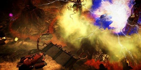 Red Faction Battlegrounds análisis