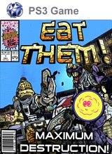 Carátula de Eat Them! - PS3