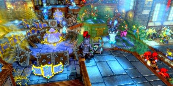 Dungeon Defenders Xbox 360
