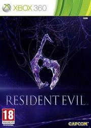 Carátula de Resident Evil 6 - Xbox 360