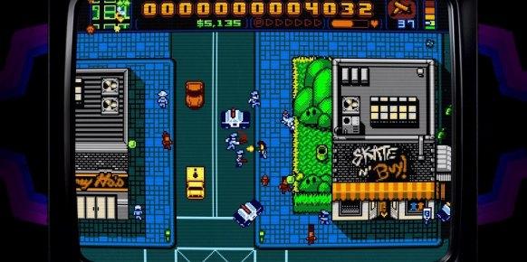 Retro City Rampage análisis