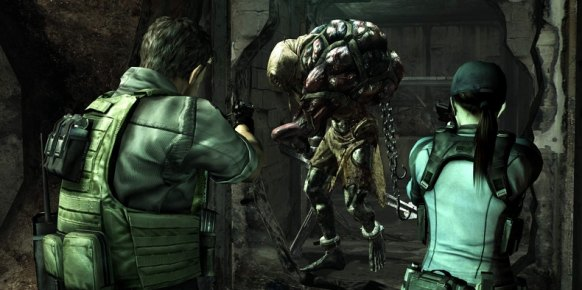Resident Evil 5 Gold Edition (Move) análisis