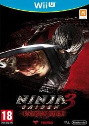 Carátula de Ninja Gaiden 3: Razor's Edge - Wii U