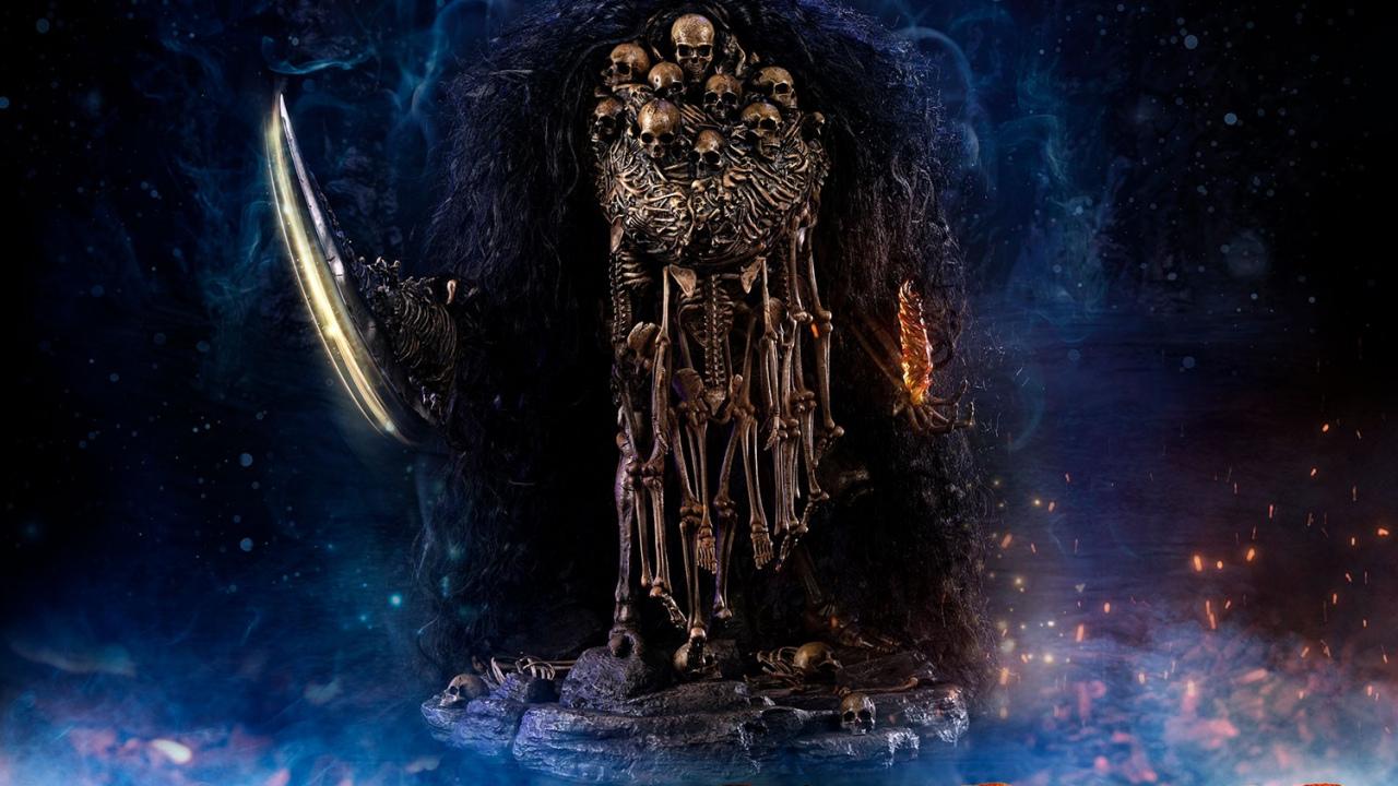 First 4 Figures firma una estatua de uno de los jefes más icónicos del RPG de FromSoftware. Nito, Rey del Cementerio está entre los jefes más destacados del Dark Souls original: cuando no está liberando una miasma de muerte...