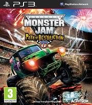 Carátula de Monster Jam: Path of Destruction - PS3