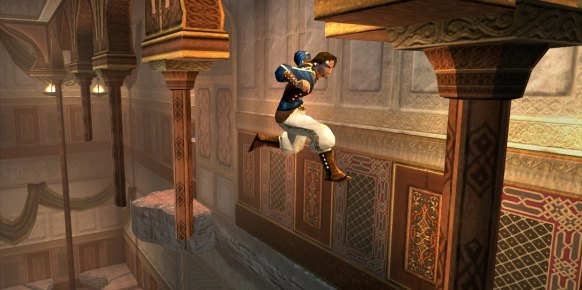 Prince of Persia Trilogía HD PS3
