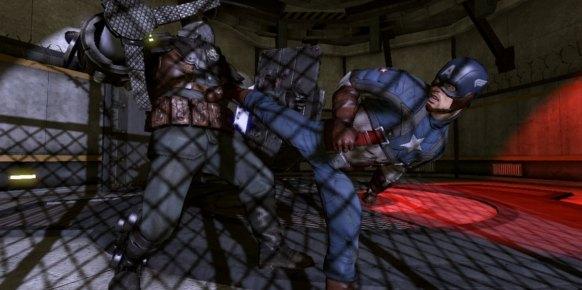 Capitán América Super Soldier análisis