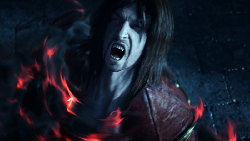 Castlevania: Lords of Shadow II