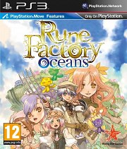 Carátula de Rune Factory: Tides of Destiny - PS3
