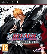 Carátula de Bleach: Soul Resurrection - PS3