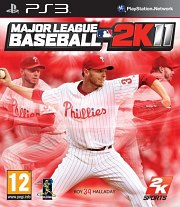 Carátula de Major League Baseball 2K11 - PS3