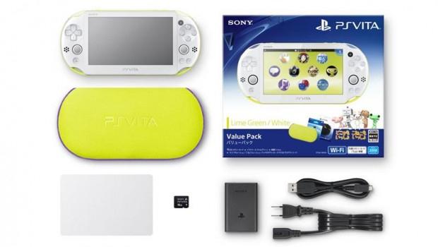 PS Vita contará con un nuevo pack en Japón antes de finales de año