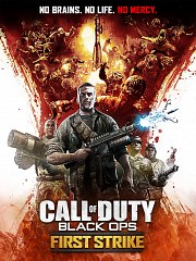 Carátula de CoD: Black Ops - First Strike - Xbox 360