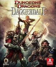 Carátula de Dungeons & Dragons Daggerdale - PS3
