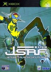 Carátula de Jet Set Radio Future - XBOX