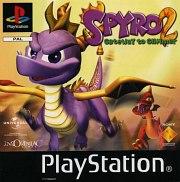 Carátula de Spyro 2: Gateway to Glimmer - PS1
