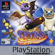Carátula de Spyro: Year of the Dragon - PS1