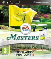 Carátula de Tiger Woods PGA Tour 12 - PS3