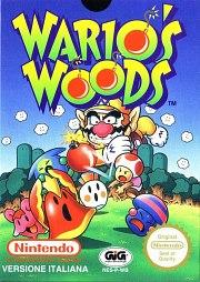 Carátula de Wario's Woods - NES