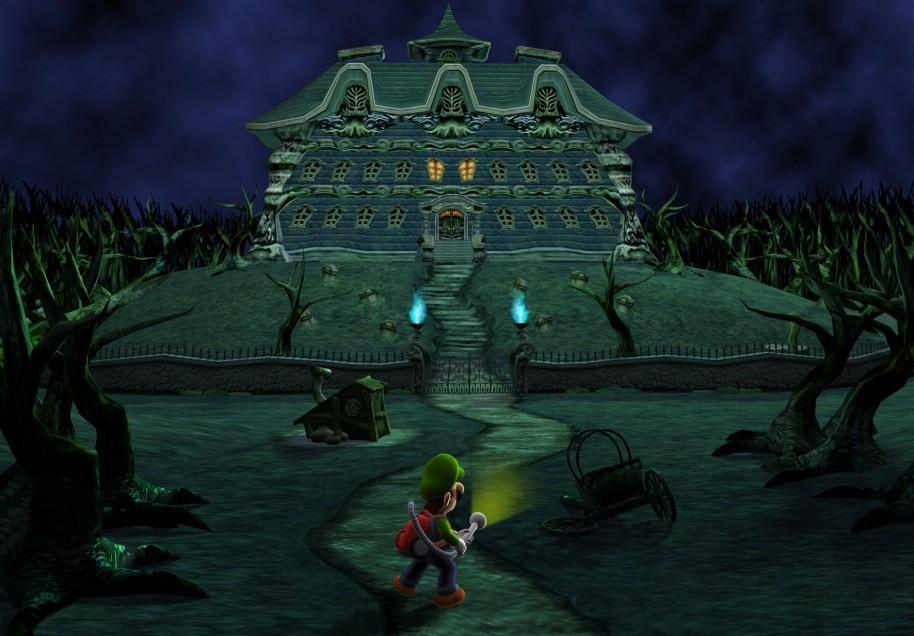 Luigi's Mansion: Luigi's Mansion, regreso a la mansión encantada en Nintendo 3DS