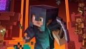 Descubre Nether en el tráiler de la nueva actualización de Minecraft