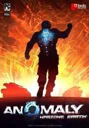 Carátula de Anomaly: Warzone Earth - PC