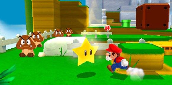 Super Mario 3D Land: Super Mario 3D Land: Impresiones jugables E3 2011