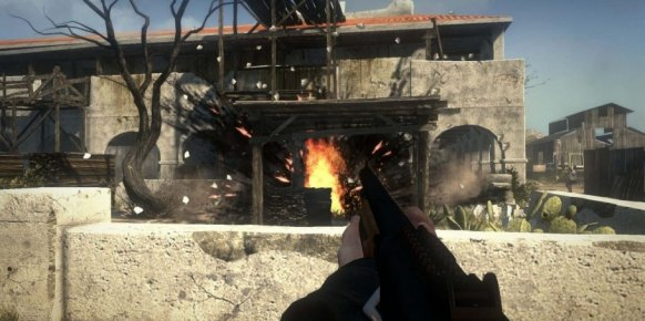 Call of Juarez The Cartel PS3