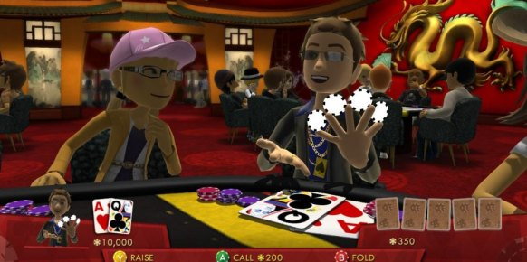 Full House Poker Xbox 360