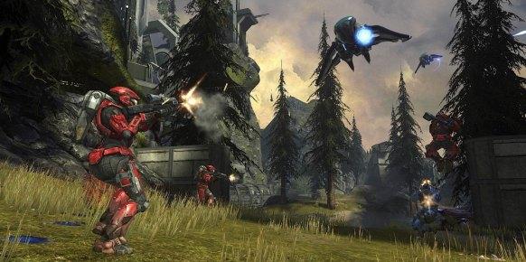 Halo Reach - Defiant Map Pack análisis