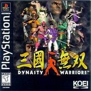 Carátula de Dynasty Warriors - PS1