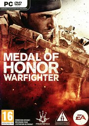 Carátula de Medal of Honor: Warfighter - PC