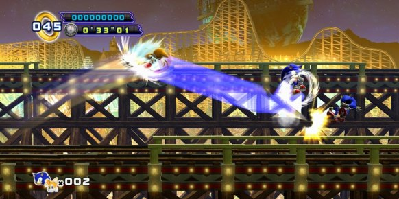 Sonic the Hedgehog 4 Episode 2 PS3