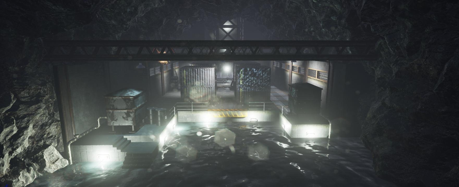 Recrean Shadow Moses del clásico Metal Gear Solid usando el Unreal Engine 4