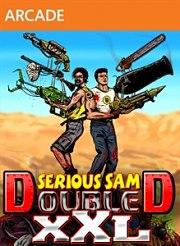 Carátula de Serious Sam DD XXL - Xbox 360