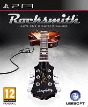 Carátula de Rocksmith - PS3