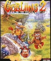 Carátula de Gobliiins 2 - Amiga