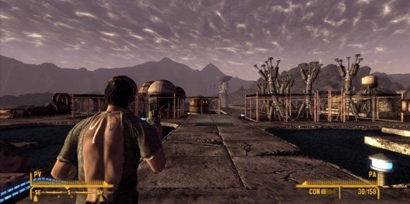 New Vegas Old World Blues análisis