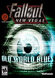 Carátula de New Vegas: Old World Blues - PS3