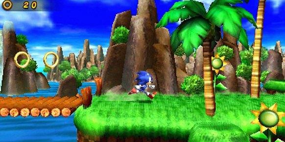 Sonic Generations análisis